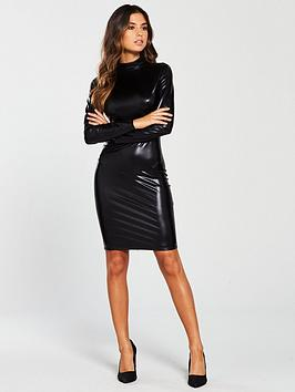 ann-summers-dominatrix-long-sleeve-dress-blacknbsp
