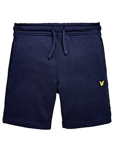 lyle-scott-boys-classic-sweat-short