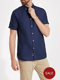 lyle-scott-lyle-amp-scott-big-amp-tall-ss-oxford-shirt
