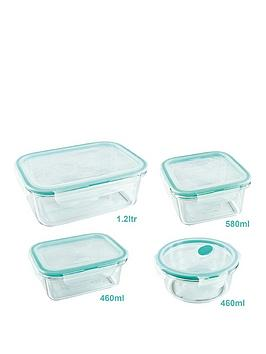 lock-and-lock-clearly-lock-and-lock-tritan-food-containers-ndash-set-of-4