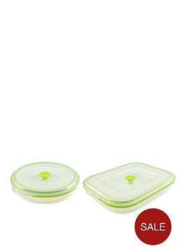 good2go-too-expandable-2-piece-silicone-food-container-set