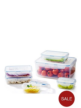 lock-and-lock-set-of-6-multifunction-food-storage-containers-plus-freshness-tray
