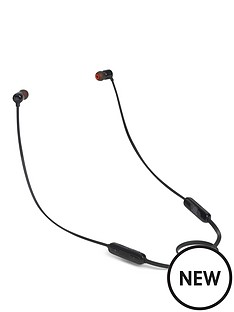 jbl-t110bt-bluetooth-wireless-in-ear-headphonesnbspwith-3-button-universal-remotemic-black-ampnbspblue