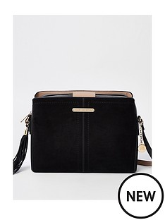 super cute big sale buying now Small Black Handbag River Island | Jaguar Clubs of North America