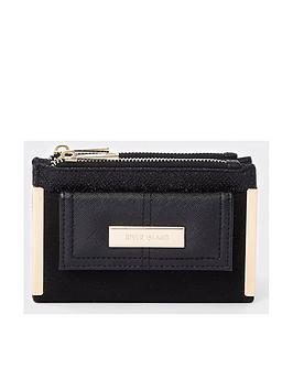 river-island-mini-pocket-foldout-purse-black