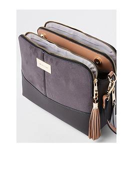 Triple Bag Medium Island Grey  River Compartment For Sale Cheap Price From China Footlocker Pictures Zpir4Lq