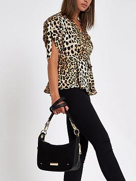 Shoulder Black River Scoop Island  Bag Outlet From China Amazon Cheap Price e8NzcXmqZ