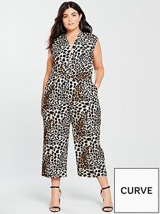 ax-paris-curve-culotte-jumpsuit--nbspleopard-printnbsp