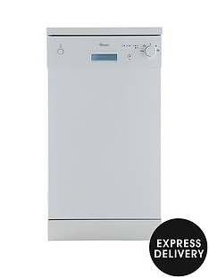swan-sdw2011w-10-place-slimline-dishwasher-with-express-delivery