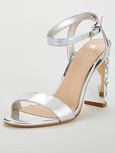 v-by-very-bey-jewel-heel-sandal-silver