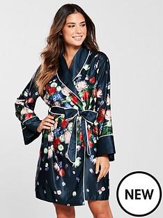 ted-baker-kensington-floral-satin-kimono-robe-navy