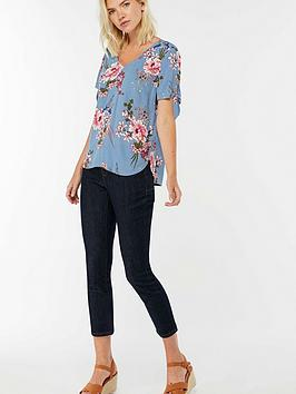 Clearance Original Free Shipping Best Seller Blue Top Print Ciara  Monsoon Great Deals Cheap Price Many Styles Best Sale Cheap Online zbVA3IuEK