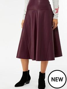 monsoon-poppynbspmidi-skirt-burgundynbsp