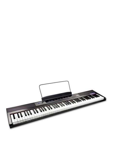 rockjam-rj88dp-rockjam-88-key-digital-piano-with-semi-weighted-keys-amp-sheet-music-stand