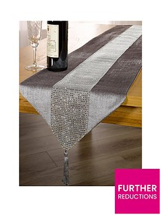 waterside-7-piece-velvet-diamante-runner-set-in-silver