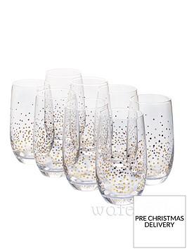 waterside-gold-star-hi-ball-glasses-ndash-set-of-8