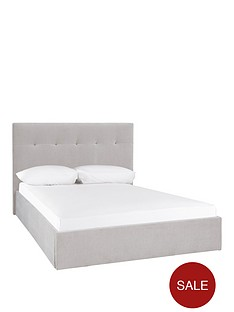 Bed Frames | Double 4ft 6in | Fabric | Bedroom | Beds | Home