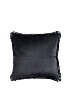 ideal-home-verona-velvet-cushion