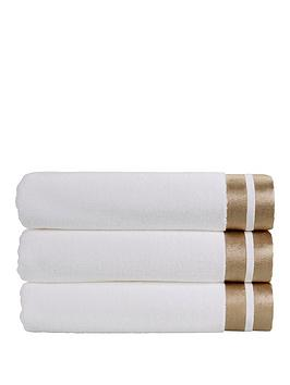 christy-mode-metallicsnbspcotton-bath-towel-collection-ndash-white-gold