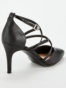 Black Multi Shoe  Court Strap Wallis Genuine Online Marketable Sale Online Fake Online Discount Genuine Very Cheap Online JbYdwmL