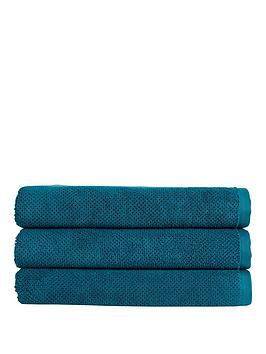 christy-brixton-luxury-textured-cotton-towel-collection-peacock