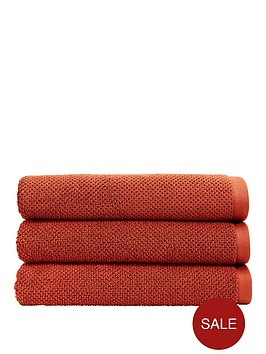 christy-brixton-luxury-textured-100-cotton-towel-collection-saffron