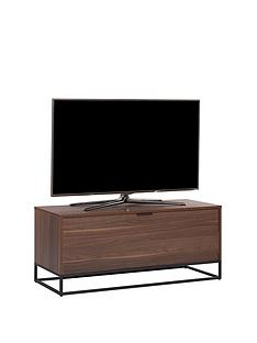 Ordinaire Off The Wall Cube 110 Cm TV Cabinet   Walnut Effect   Fits Up To 50 Inch TV  | Littlewoodsireland.ie
