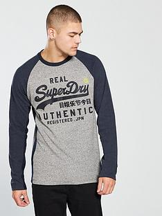 superdry-vintage-logo-panel-raglan-long-sleeved-t-shirt-shadow-cast-navy-marl