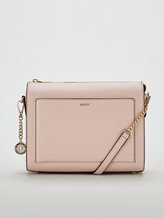 df10c64842e DKNY Bryant Sutton Medium Box Crossbody Bag - Blush