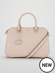 dkny-bryant-sutton-medium-satchel-bag-blush