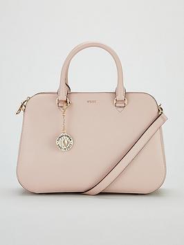 DKNY Bryant Sutton Medium Satchel Bag - Blush 6d8f57bfac65e