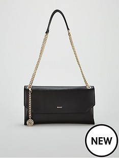 dkny-bryant-sutton-envelope-clutch-black