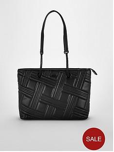 dkny-allen-medium-chain-tote-bag-black