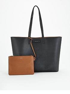 dkny-brayden-large-reversible-tote-bag-blacktannbsp