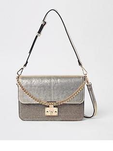 river-island-river-island-gold-tone-cross-body-bag-gold