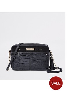 river-island-river-island-croc-boxy-cross-body-bag-black
