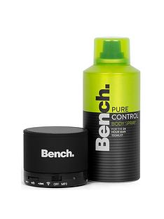 bench-mens-150-ml-body-spray-and-portable-bluetooth-speaker-gift-set