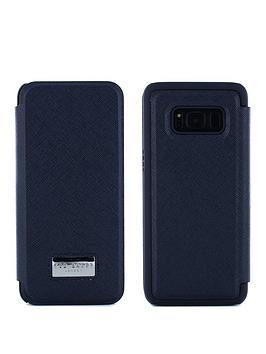 ted-baker-ted-baker-card-slot-folio-case-samsung-galaxy-s8-navy