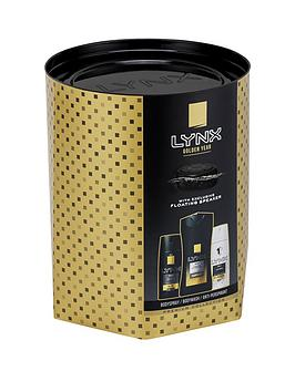 lynx-gold-trio-with-floating-pool-speaker-gift-set