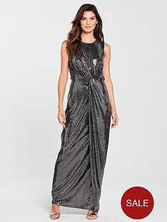 phase-eight-dahlia-shimmer-maxi-dress-silver