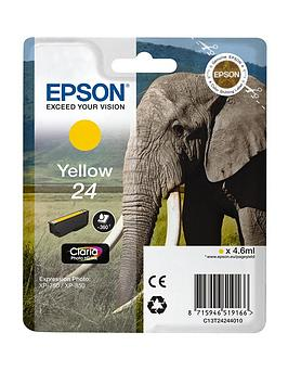 epson-singlepack-yellow-24-claria-photo-hd-ink
