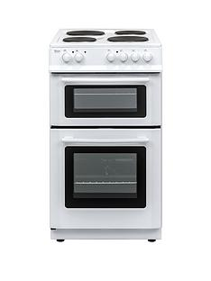 swan-sx15811w-50cm-wide-freestanding-twin-cavity-electric-cooker