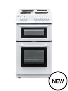 swan-sx15811w-50cm-wide-freestanding-twin-cavity-electric-cooker