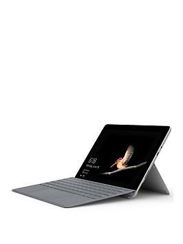 microsoft-surface-go-intelreg-pentiumtrade-gold-processor-4415ynbsp4gbnbspramnbsp64gbnbspemmc-ssd-10-inchnbsptouchscreen-2-in-1-laptopnbspwith-optional-microsoft-office-365-home