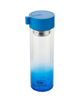 joe-wicks-350ml-crystal-glass-water-bottle-ndash-blue
