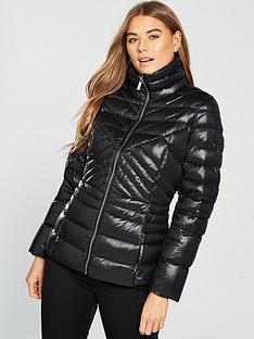 karen-millen-karen-millen-short-packable-padded-jacket