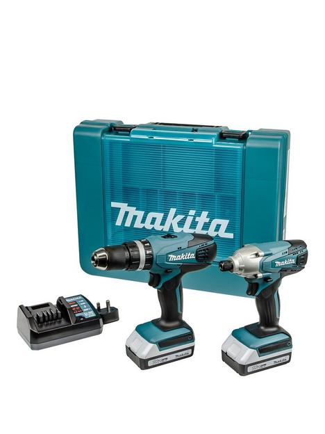 makita-18v-volt-g-series-combi-drill-and-impact-driver-kit-complete-with-2-x-li-ion-batteries