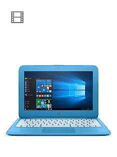 hp-stream-11-ah005na-intelreg-celeroreg-processor-2-gb-ramnbsp32gbnbspstorage116-inch-laptopnbspwith-microsoft-office-365-home-and-optional-mcafeenbsplivesafe-blue