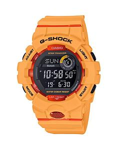 g-shock-casio-g-shock-bluetooth-connected-digital-dial-all-yellow-silicone-strap-mens-watch