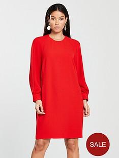 whistles-whistlesnbsptihara-textured-dress